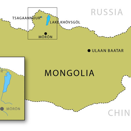Dukha Reindeer Herders of Mongolia: A People Caught Between Two Worlds