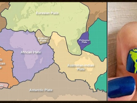 Curio: Plate Tectonics and Fingernails