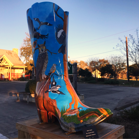 Famous Boots of Wimberley, Texas: A Story Map