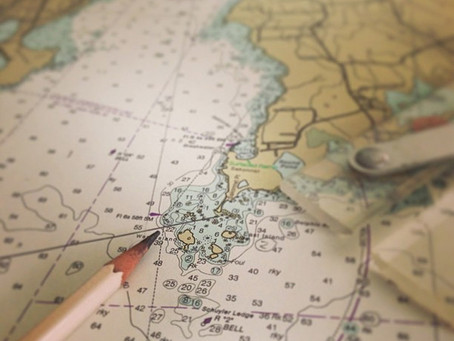 A very brief history of America's nautical charts