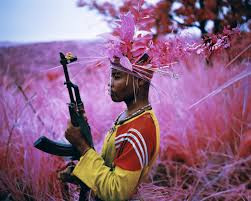 An Artist's Rendering of Geopolitics: A Review of Richard Mosse's The Enclave