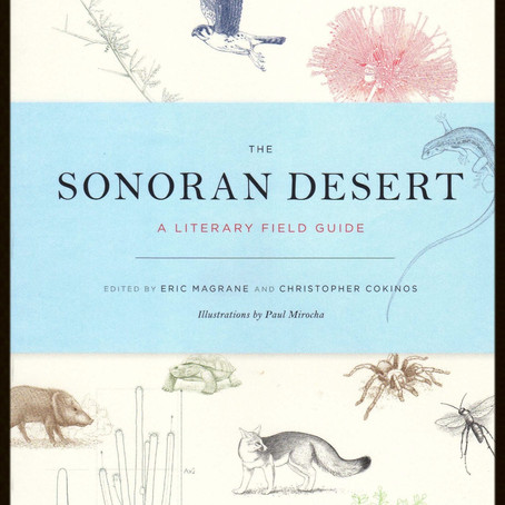 Review: The Sonoran Desert: A Literary Field Guide