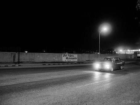 Havana, Cuba After Dark