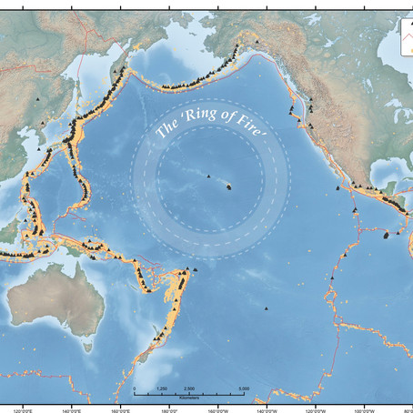 "Curio:  The Pacific ""Ring of Fire"""