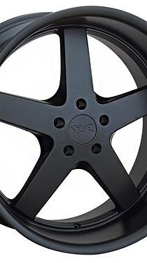 XXR 968 Flat Black