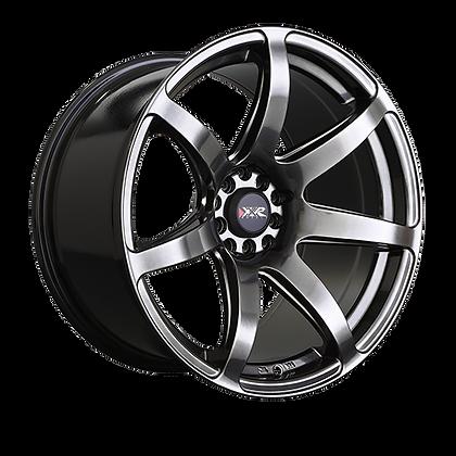 XXR 560 Chromium Black & Flat Black
