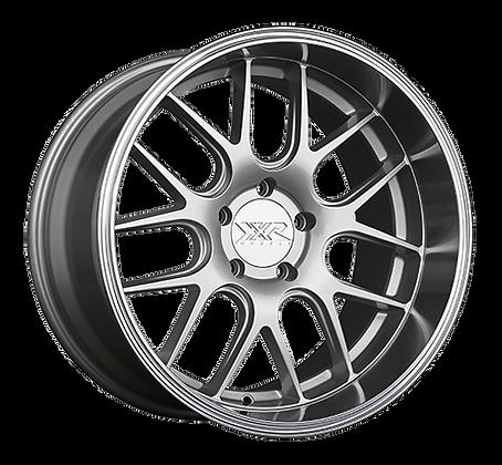 XXR 530D Chromium Black & Silver ML