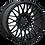 Thumbnail: XXR 553 Chromium & Flat Black