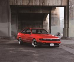 Toyota Corolla XXR 002.5