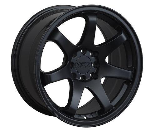 XXR 551 Flat Black