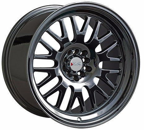 XXR 531 Platinum Black