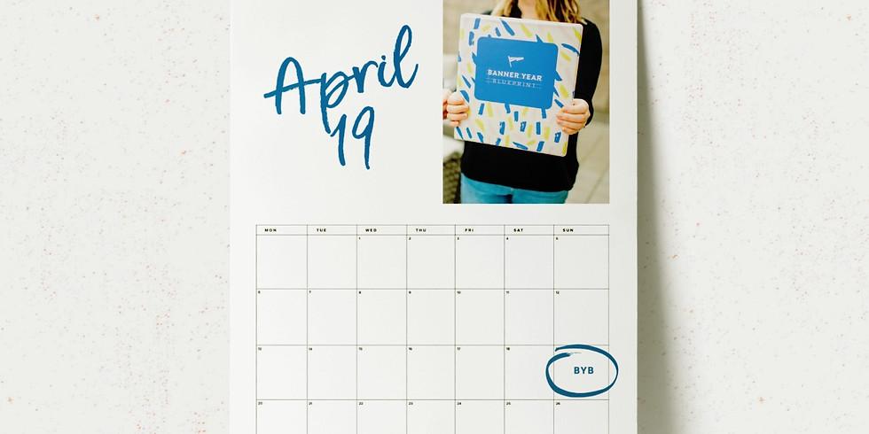 Banner Year Blueprint - Online April 19
