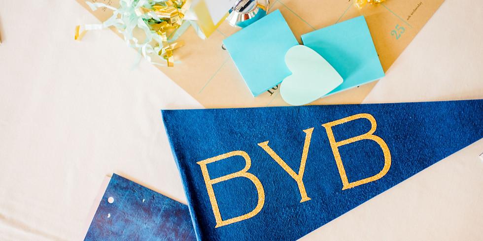 Banner Year Blueprint - Raleigh & Online