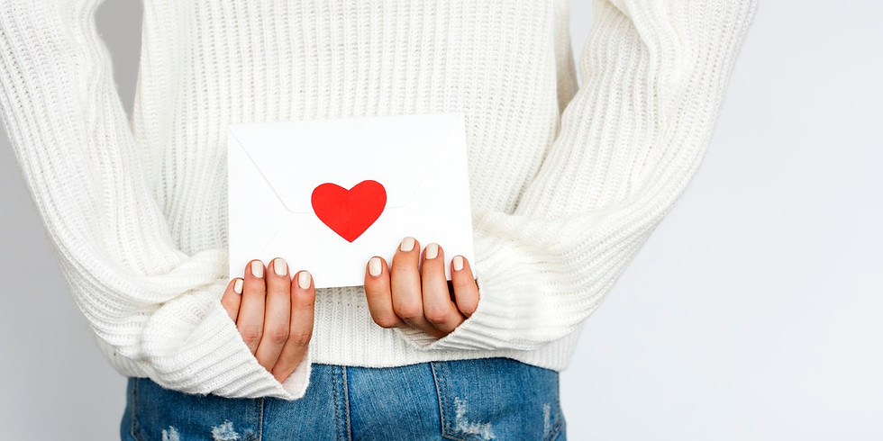 GA • Galentine's Day Party : A Girl's Guide to Radiating Positivity