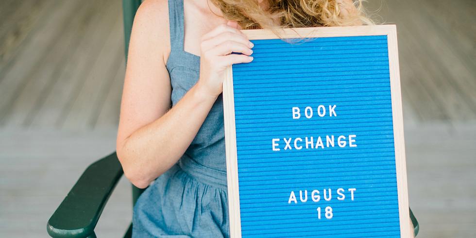 August Member Meetup: Book Exchange