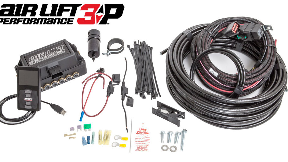 Air Lift Performance 3P Management System
