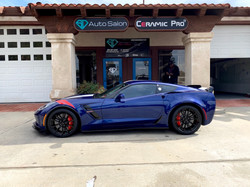 Grand Sport C7 Corvette