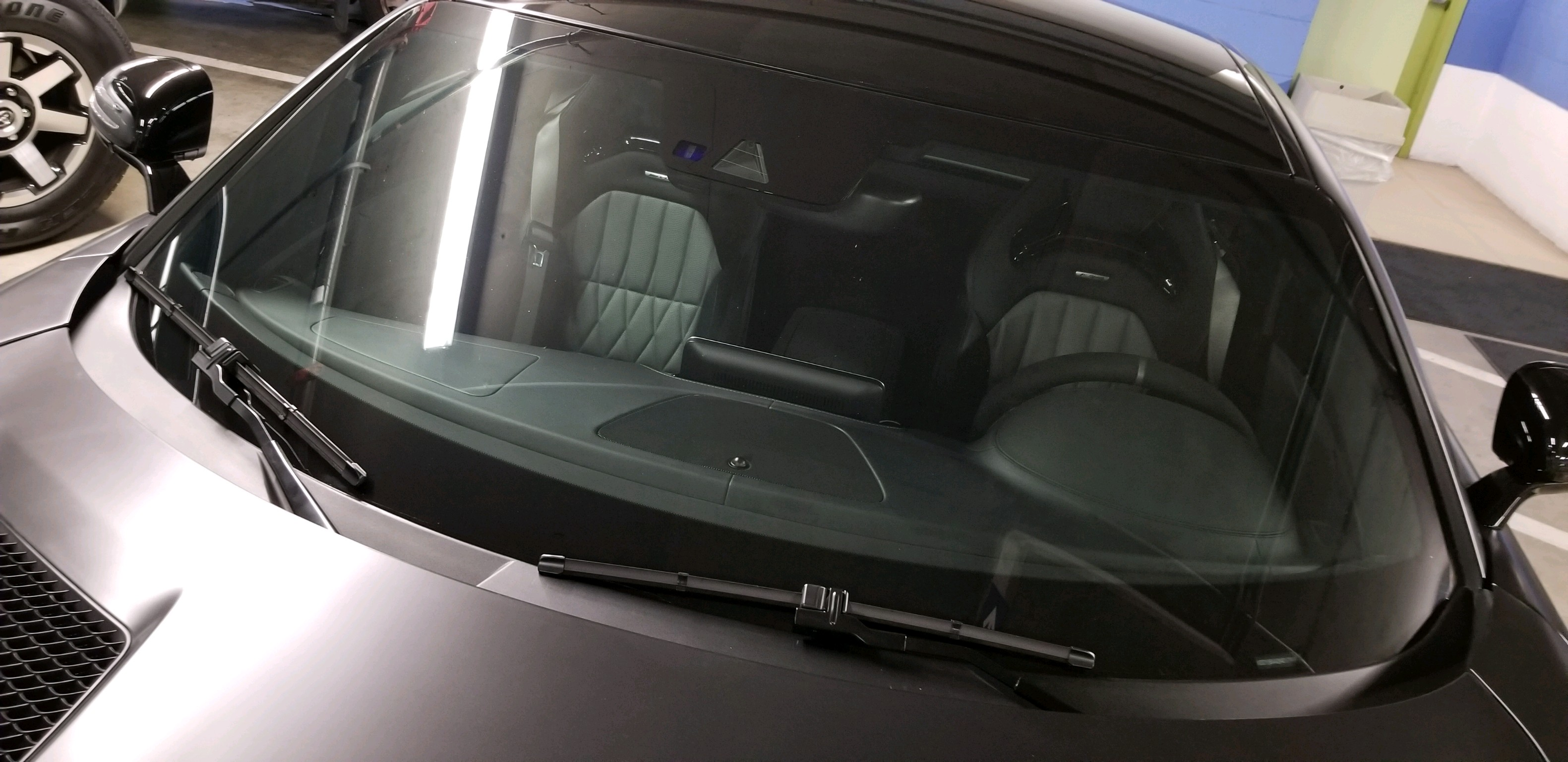 Mercedes AMG GTC Edition 50