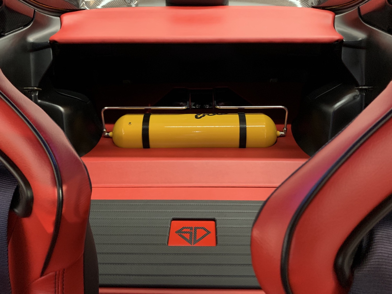 Custom Trunk W/ Back Seat Delete