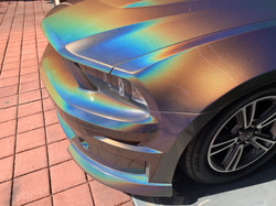 Mustang Full Color Change