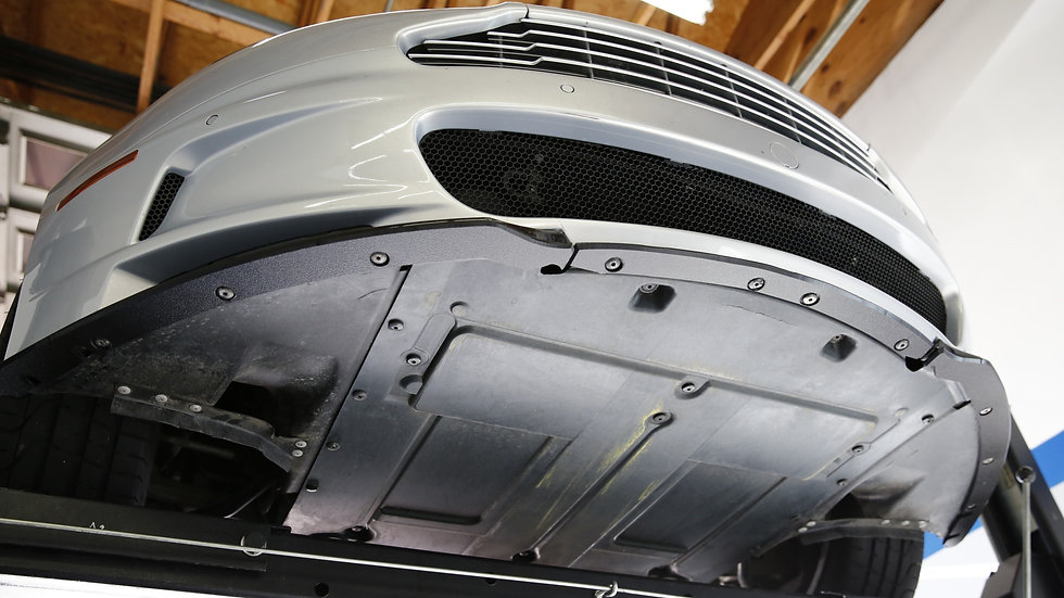 Aston Martin DBS          2008-2012