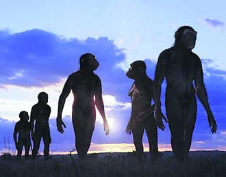 Где родилось человечество?