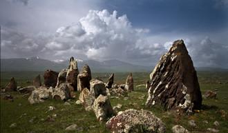 Кромлех Зорац-Карер: армянский Стоунхендж
