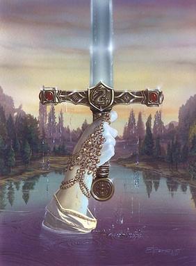 Экскалибур и Кларент: мечи-близнецы короля Артура