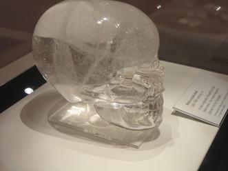 Хрустальные черепа майя: подделка археологов?