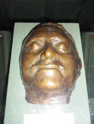 Посмертные маски – свидетели истории