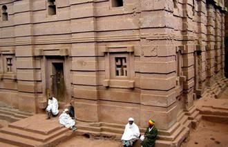 Храмы Лалибелы