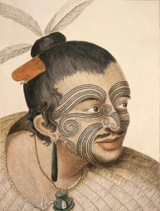 Маори VS Британская империя