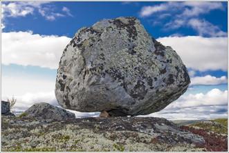 Сейды: каменные загадки Арктики