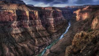 Технологии или природа? Загадки Большого каньона
