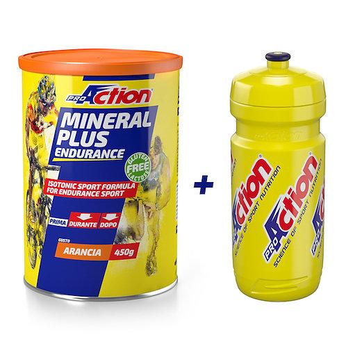 Proaction Mineral Plus + Borraccia 600 ml OMAGGIO