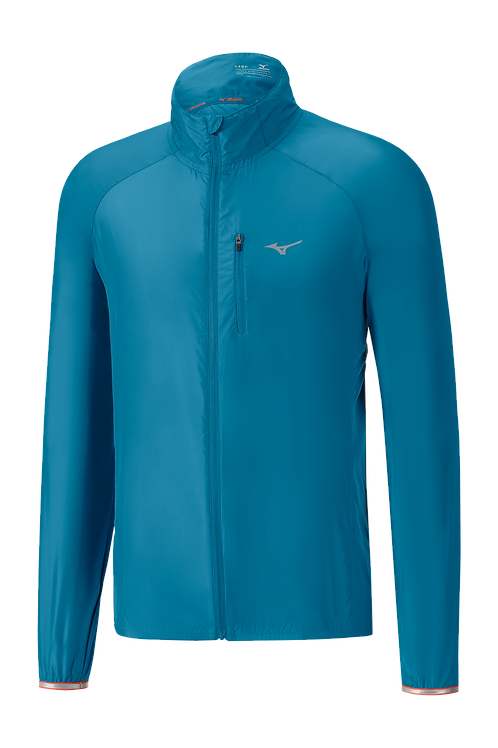 Mizuno Impulse Impermealite Jacket uomo
