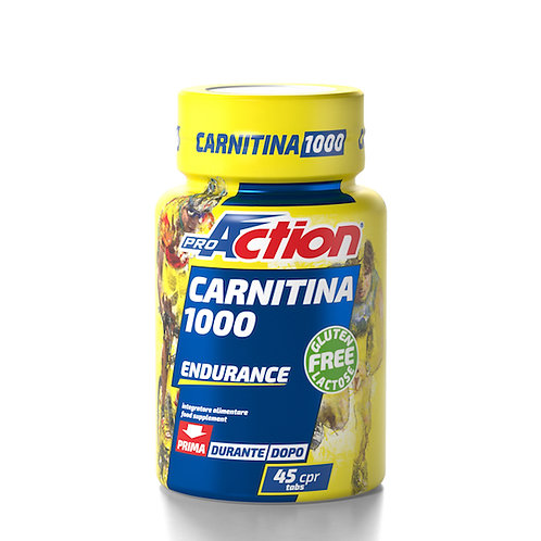Proaction Carnitina 1000 tablets