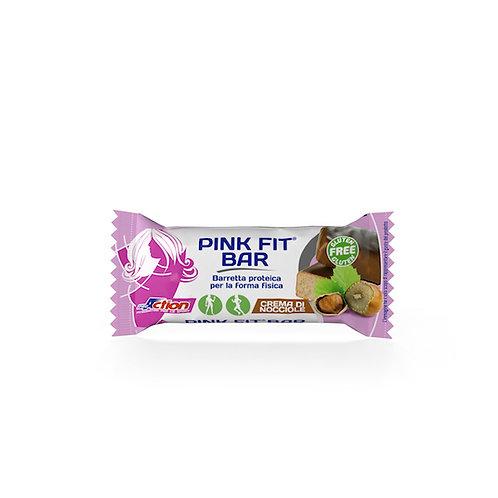 Proaction Pink Fit Bar nocciola