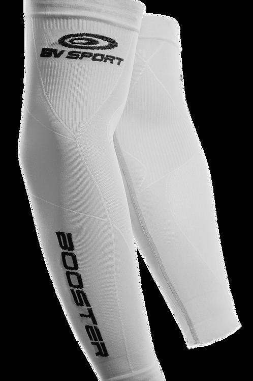 BV Sport manicotto compressione colore bianco