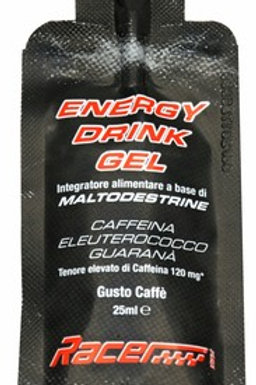 Racer Energy Drink gel gusto caffè