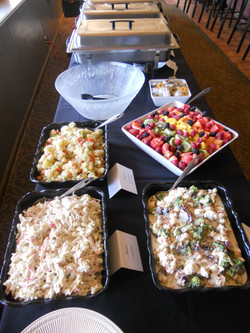 Buffet Line 1(Cold Salads)