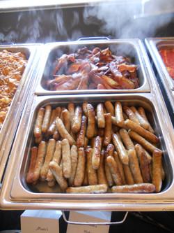Buffet Line 4 (Sausage & Bacon)