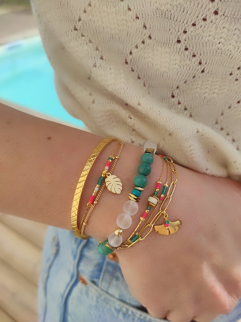 Bracelet GINKGO