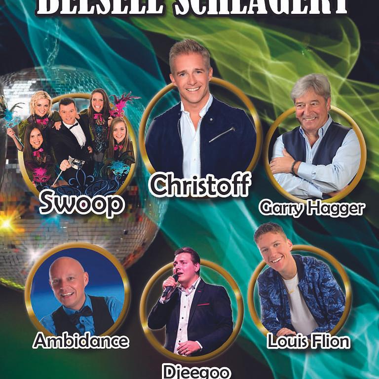 schlagerfestival Belsele zat 28 augustus dag en nachtvrienden