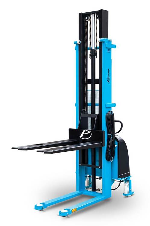 Empilhadeira Semielétrica - Modelo LE1016C - Carga máxima 1000kg