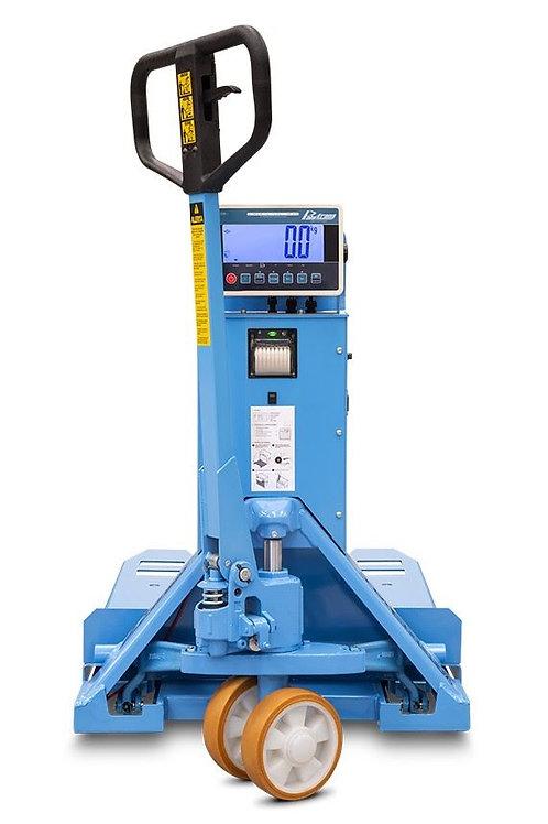Transpalete com Balança Integrada 2000kg - TM2000B SP - Roda Simples em PU