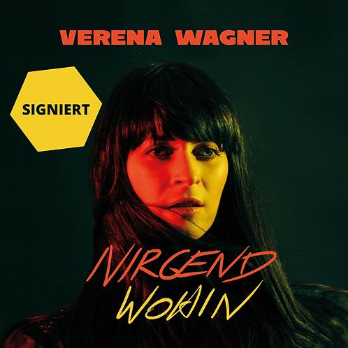 "Album ""Nirgendwohin"" - CD SIGNIERT"