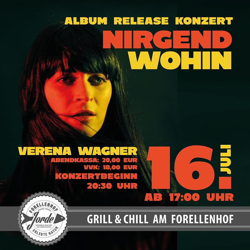 Verena Wagner Album Release Konzert