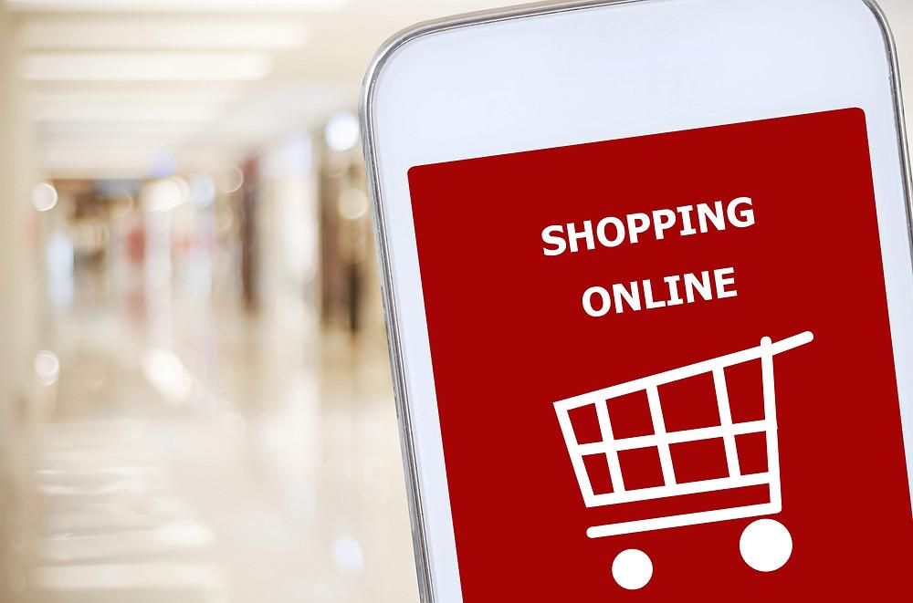 Estratégia omnichannel Shopping online Dynamus Marketing