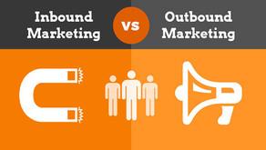Qual é a Melhor Estratégia: Inbound Marketing ou Outbound?